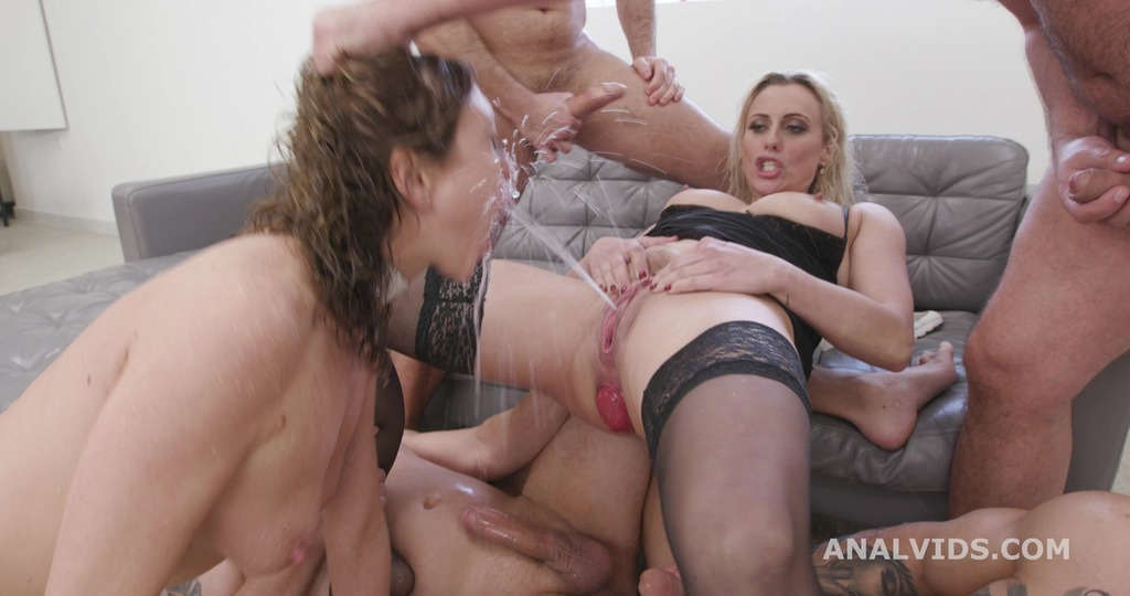 Monsters of Milf with Julia North and Brittany Bardoet #2, Balls Deep Anal, DAP, Anal Fisting, ATOGM, Buttrose GIO1769
