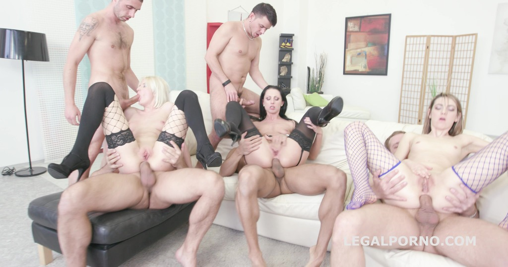 Fisting Madness Bree Haze, July Sun, Tera Link with DP /DAP /GAPES /Anal Fist /DoubleB /ATOM /Cumswappin /Swallow /Facial GIO300
