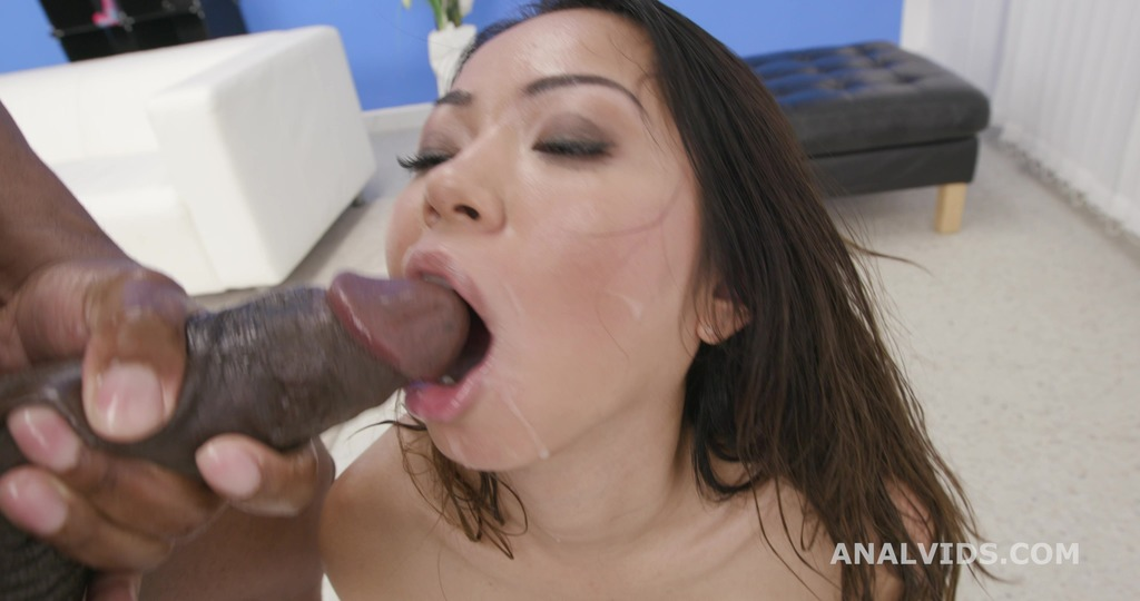 2on1 BBC, Wet Edition with Jureka Del Mar, Balls Deep Anal, DAP, Gapes, Buttrose, Pee Drink and Swallow GIO1631