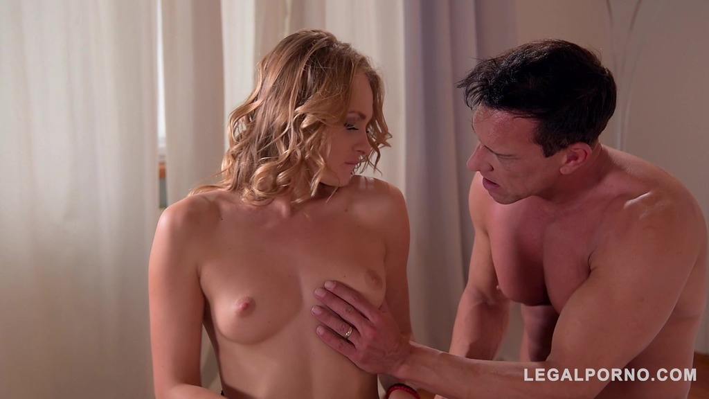 Young blondie Ivana Sugar takes dick for a hardcore ride to climax heaven GP495