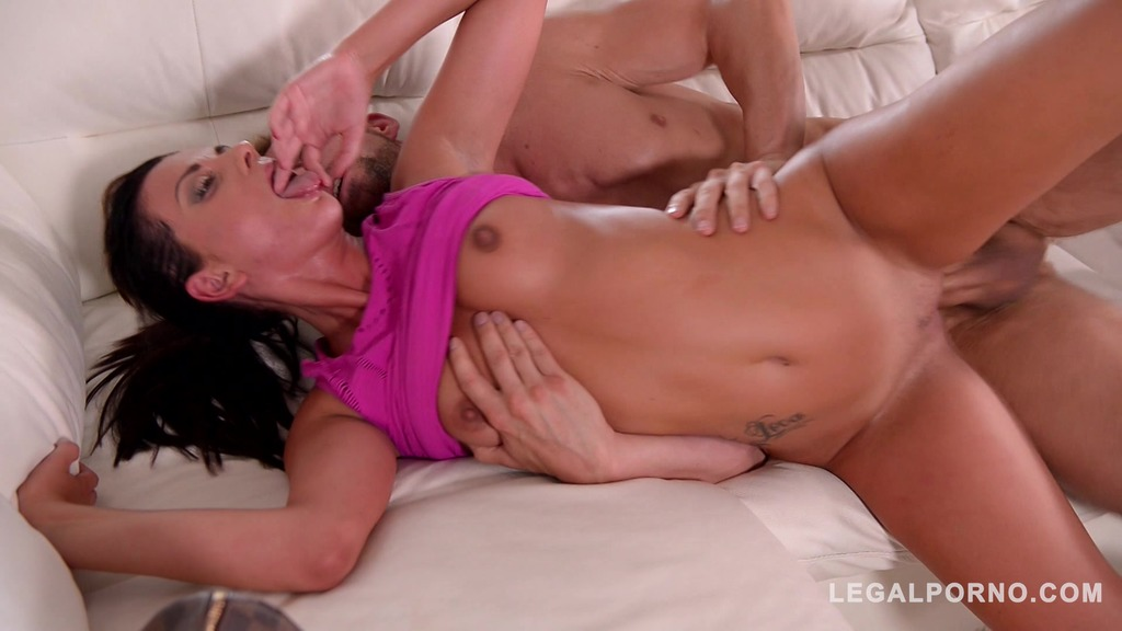 Monika Benz can't wait to suck & fuck his big dick