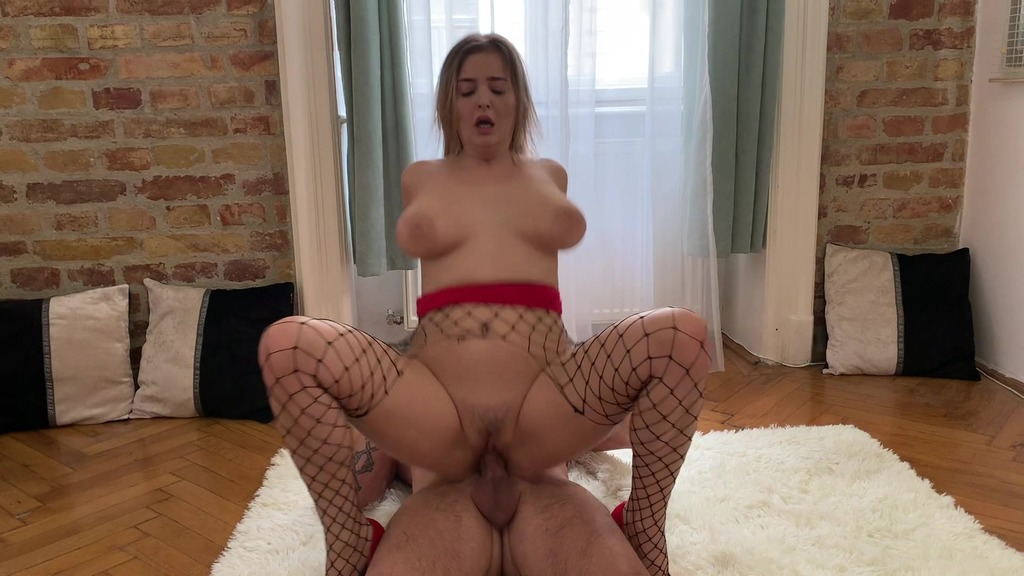 Submissive Candy Alexa love to be punished and getting ass fucked by David Perry CCA005