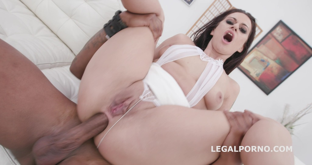 Dylan's Anal Casting Lily Cox Vs Dylan Brown for Balls Deep Anal and Swallow...