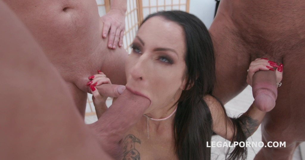 DAP Destination Valentina Sierra 4on1 Balls Deep Anal, DAP, Buttrose, Gapes and Facial GIO1352