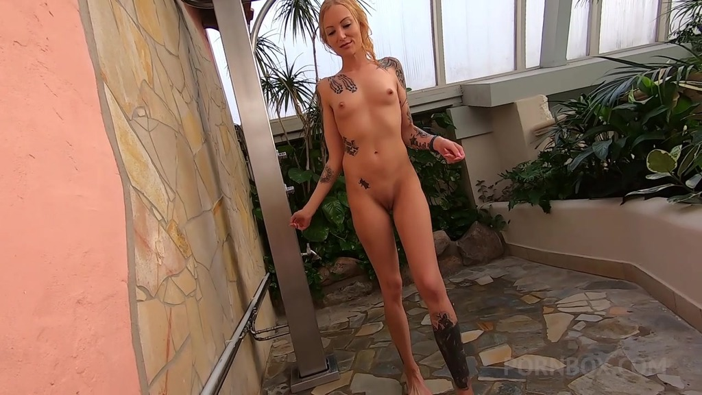 Kitty Blair gets her pussy pumped with cum OTS211