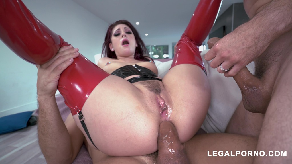 Rough first time DP for Nikki Knightly AB023