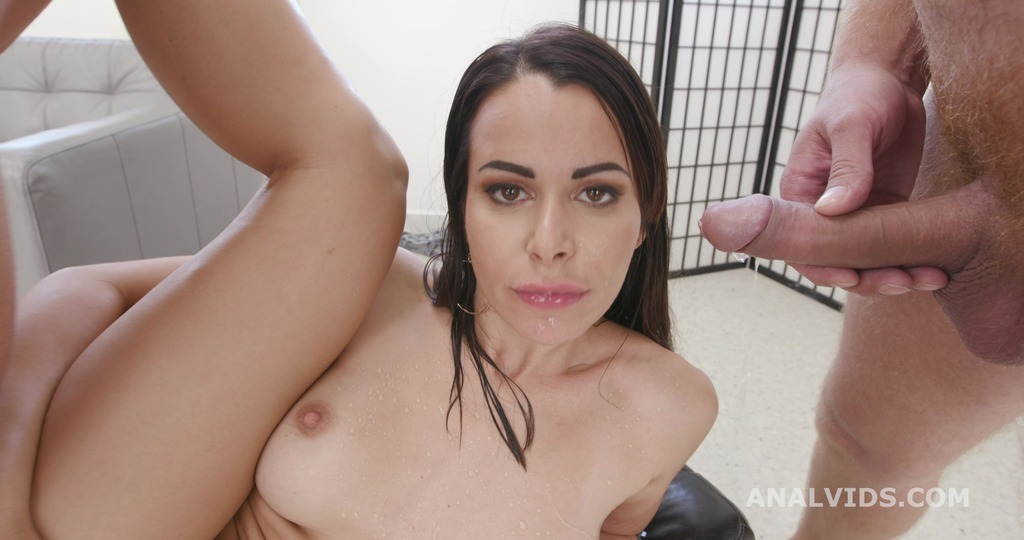 She Drinks! Jessy Jey 2on1 Balls Deep Anal, DP, Pee Drink, Squirt Drink and Cum Swallow GIO1600