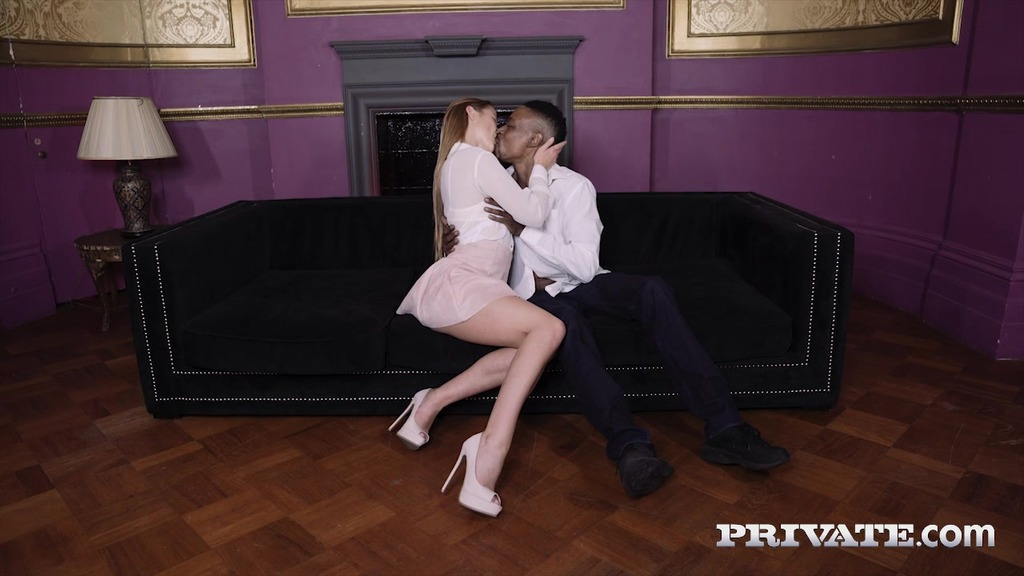 Alexis Crystal Stars in Interracial DP Threesome