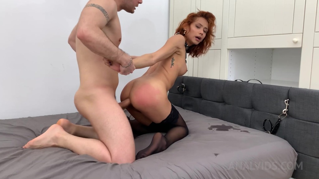 BDSM anal fuck session with Veronica Leal & Raul Costa OTS173