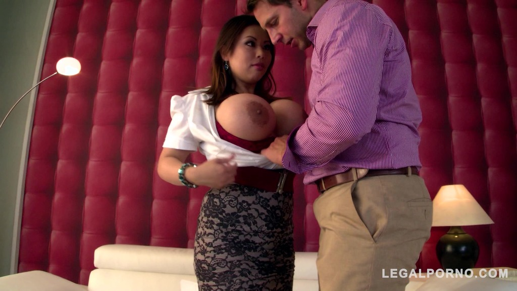 Business consultation with Tigerr Benson leads to intense anal penetration GP721
