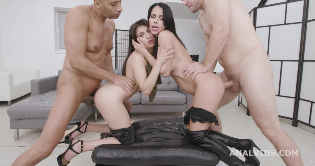 Lets Squirt, Francesca Palma and Jessy Jey 2on2 with DAP, Gapes, Squirt Drink and Cumswapping GIO1638