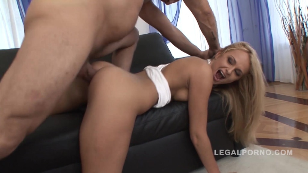 Ivana Sugar picked up in the street & assfucked by monster cock NR333