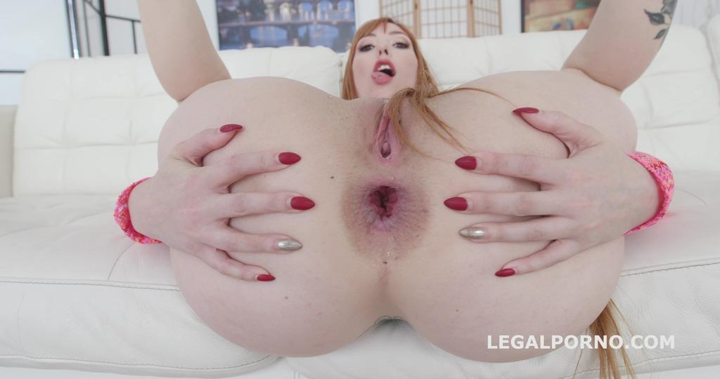 Monsters of TAP Lauren Phillips gets balls deep DAP, TAP, Big Gapes, Creampie Swallow GIO1148