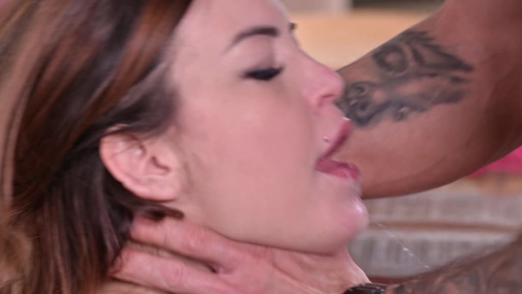 Sexcited Schoolgirls Suck Their Italian Tutor's Salami & Then Shag Their...