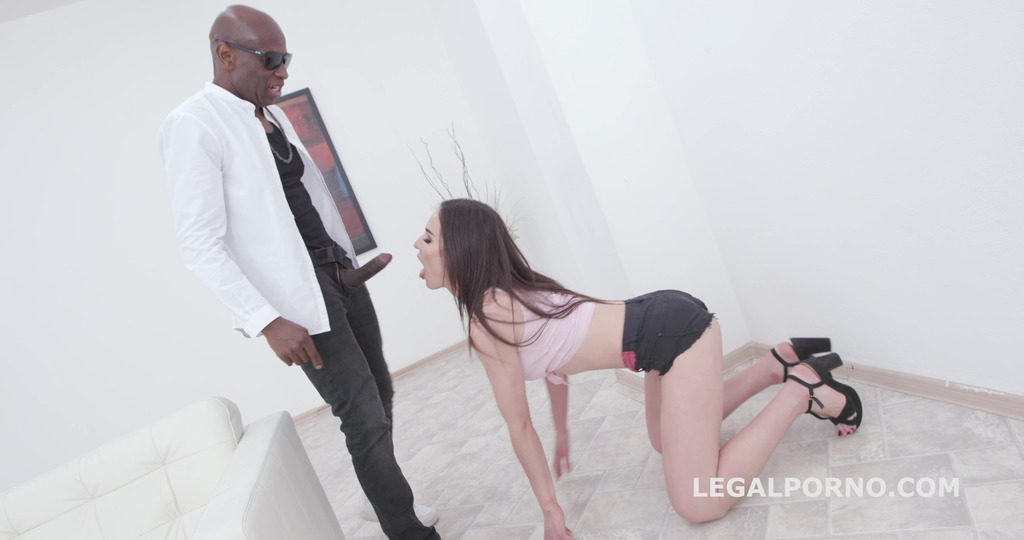 Blackbuster Mike Vs Nataly Gold Balls Deep Anal, Domination, Squirting, Gapes, Swallow GIO1191