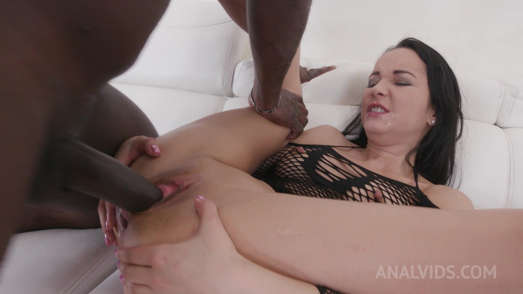 Francys Belle casting with big black cock KS025