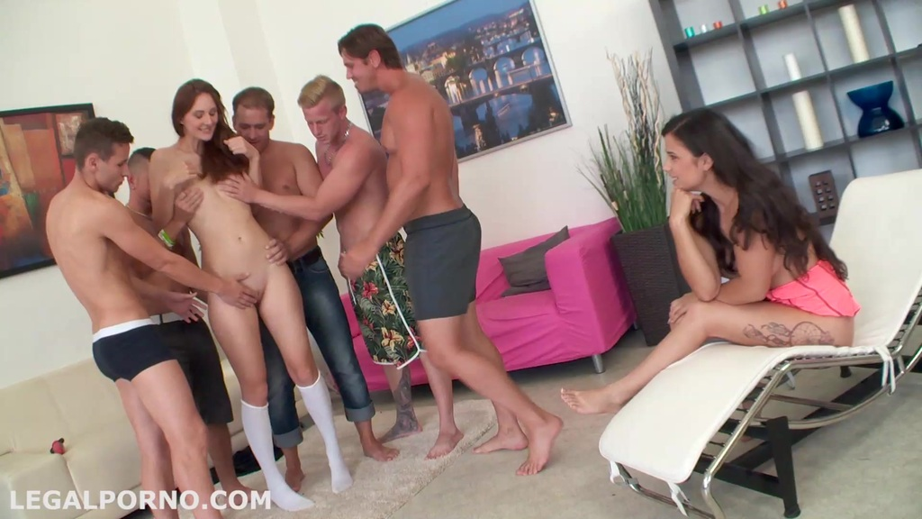 Double Addicted, fetishist submission. 6on2 SLAPPING/DP/DAP/CUM SWAPPING/SWALLOW/ATM/ATOM GIO073