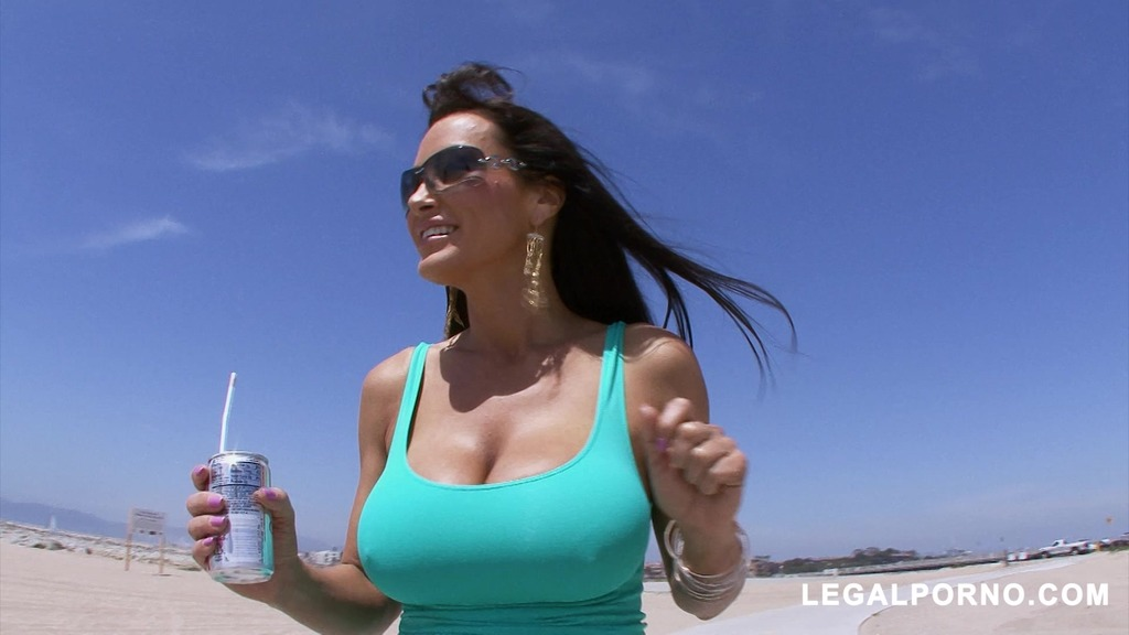 Anal With The Perfect MILF Lisa Ann MA021