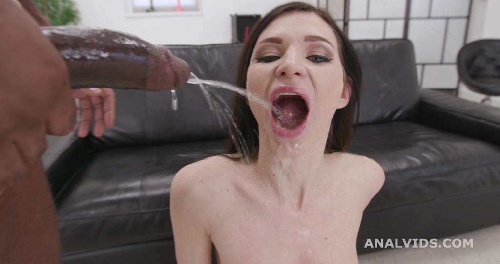 Lina Arian First Time Wet, With Balls Deep Anal, Pee, DP, Almost ButtRose,...