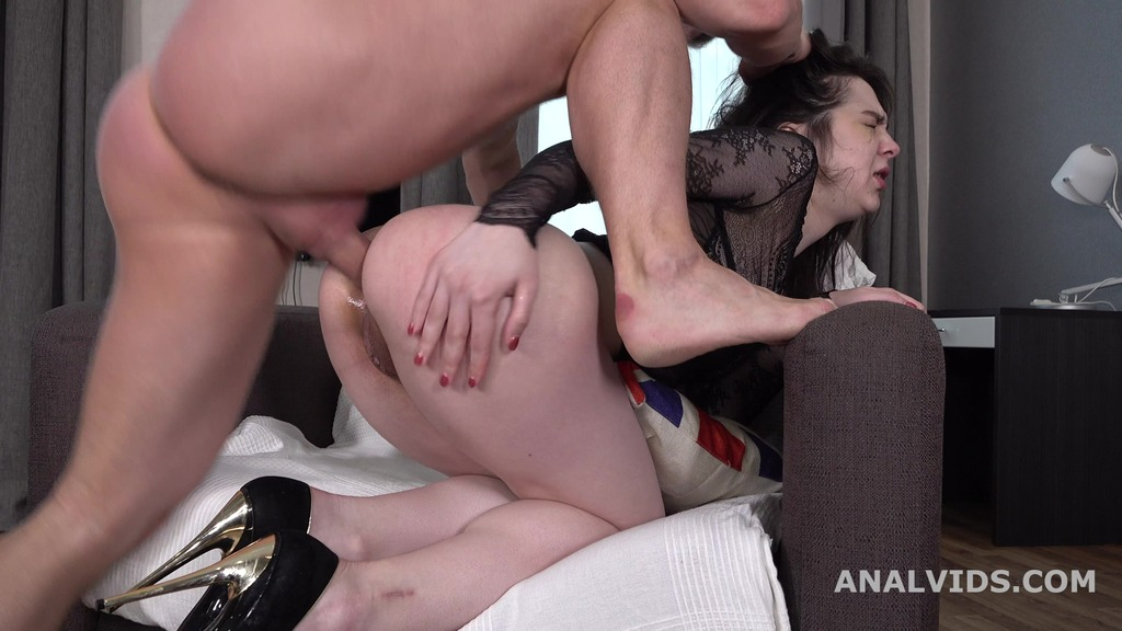Mr. Anderson's Anal Casting, Welcome to Porn for Monika, Balls Deep Anal, Gapes, Ass Licking and Facial GL192