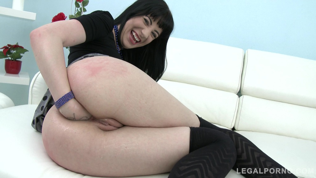 Charlotte Sartre 100% anal fucking 0% pussy SZ1527