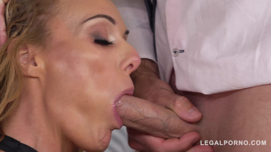 From horny sexting to hardcore fucking – Stacey Saran