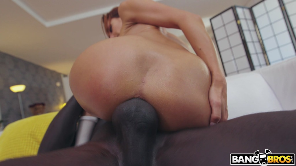 Anal Session With a Monster Cock