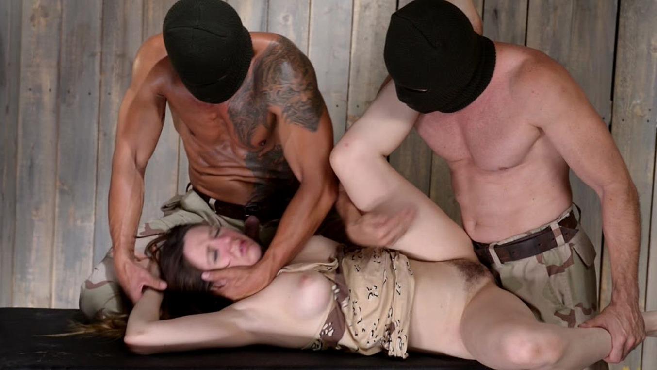 Samantha Bentley in XXXtreme BDSM humiliation makes subby Samantha Bentley scream & cream GP908