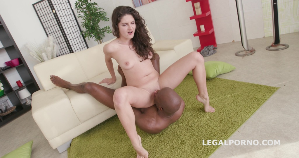 Black Buster, Francesca Dicaprio Hammered by Mike ALL ANAL /BALL DEEP /SWALLOW GIO233