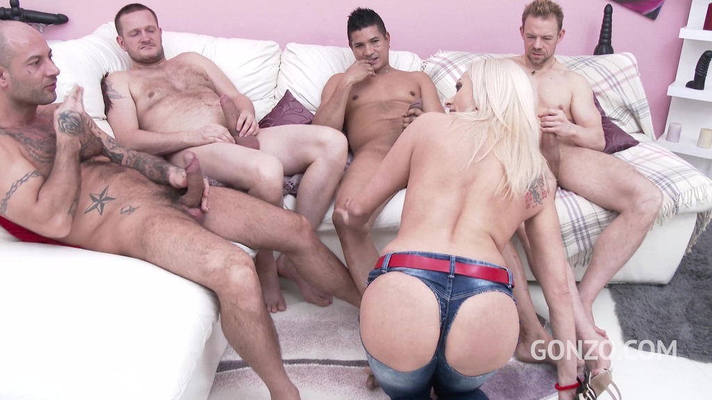 Brittany Bardot takes no toys only big cocks (DP / DVP / DAP & double pussy...