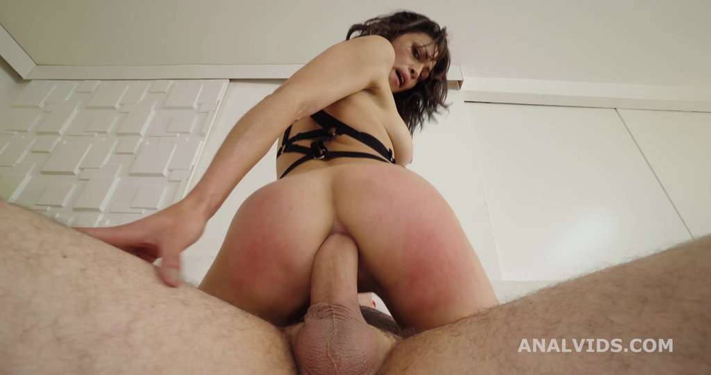 Robin Anal Casting with Noa Tevez, ATM, Balls Deep Anal, No Pussy, Gapefarts,...