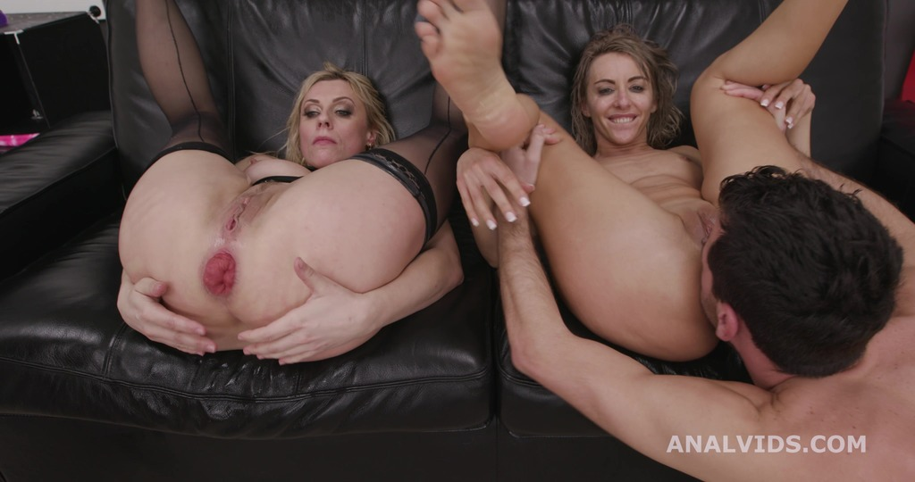 Master of Perversion #2, Brittany Bardot and Vicky Sol doing more stuff, Balls Deep Anal, DAP, Gapes, Buttrose, Farts GIO1717