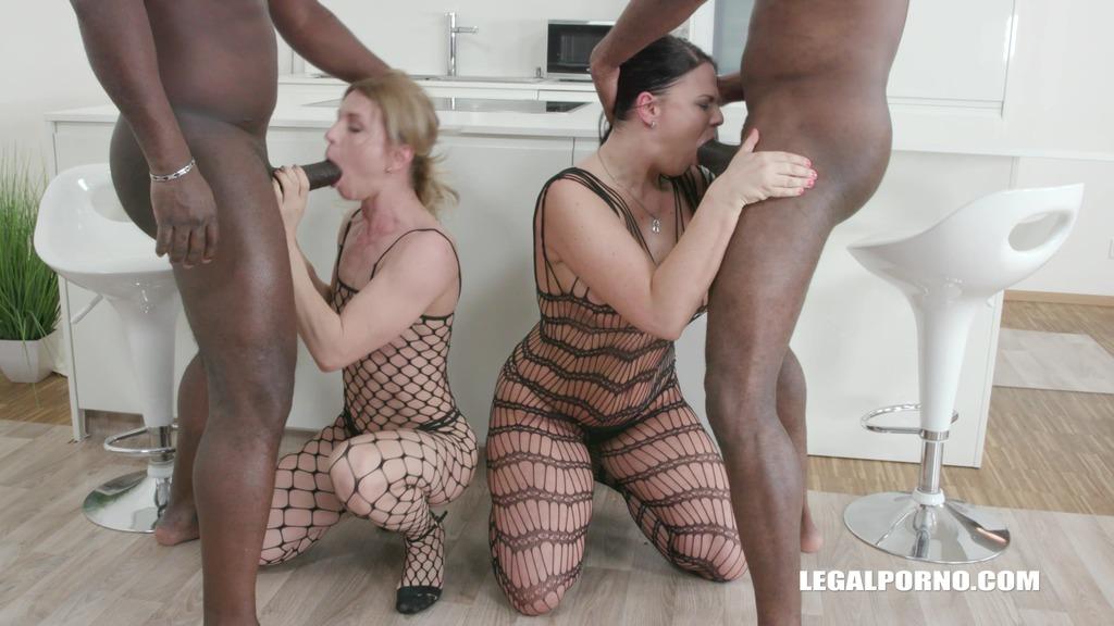 Sindy Rose & Simony Diamond – kinky sex & fisting