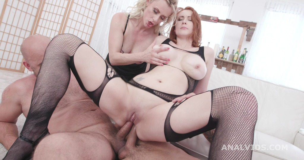 Ninfo Animal Milf Edition Brittany Bardot and Isabella Lui Squirting, Anal Fisting, DAP, Gapes & Buttrose GIO1468