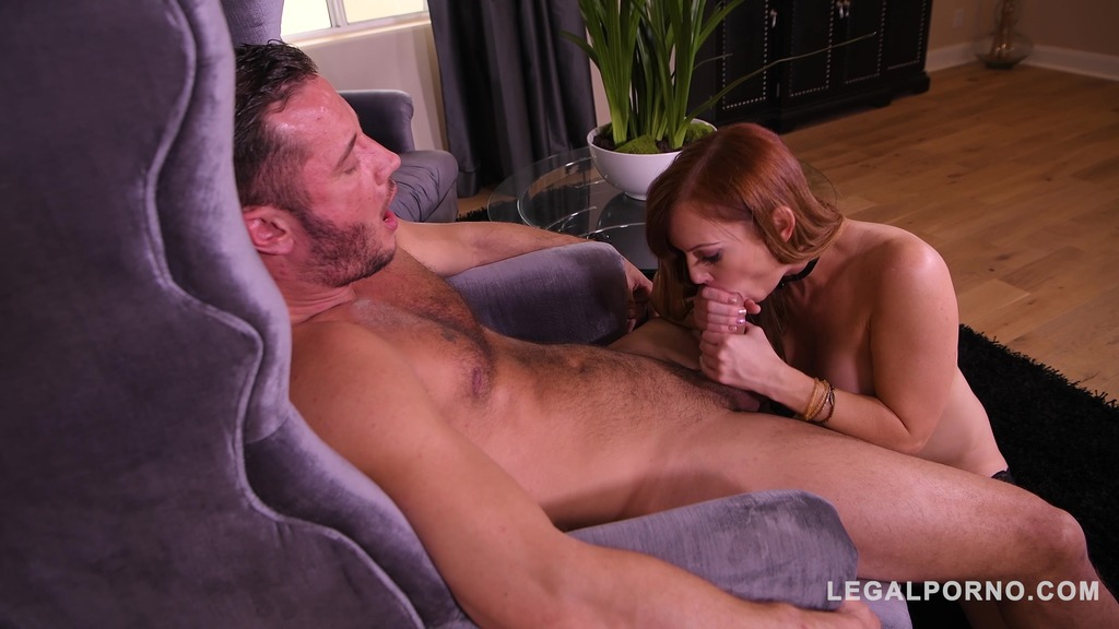 Endless cock cravings for Redhead hottie Dani Jensen finally fulfilled GP622