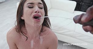 Fucking Wet BBC Edition Isabella Nice 5on1 ANAL, DP, DAP, Pee Swallow, Messy Cumshot GIO728 screenshot