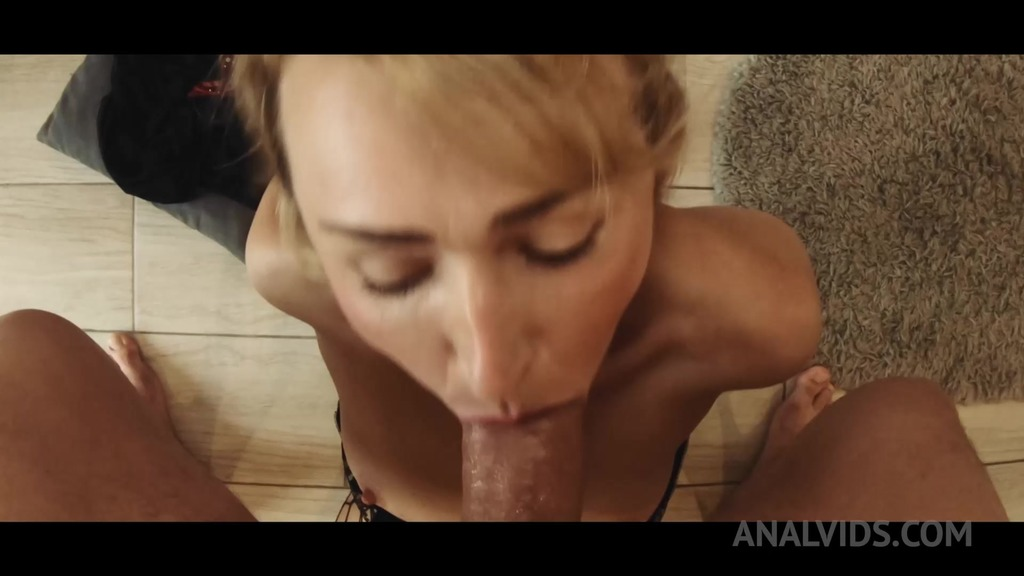 Cherry Aleksa gets huge facial after balls deep anal fucking OTS559