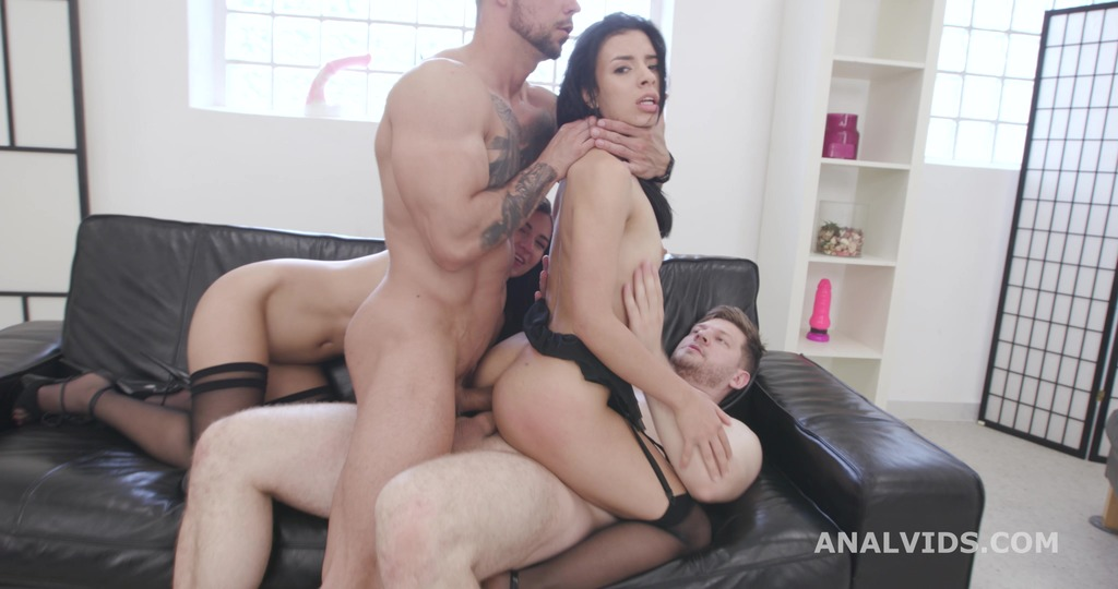 Moona Snake & Daniela Ortiz, 2on2, BWC, ATOGM, DAP, No Pussy, Gapes, Squirt Drink, Swallow GIO1864