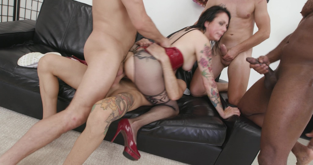 Adeline Lafouine is Unbreakable bday party Wet #1, Anal Fisting, DAP, Monster ButtRose, Squirt, Creampie Swallow GIO1906