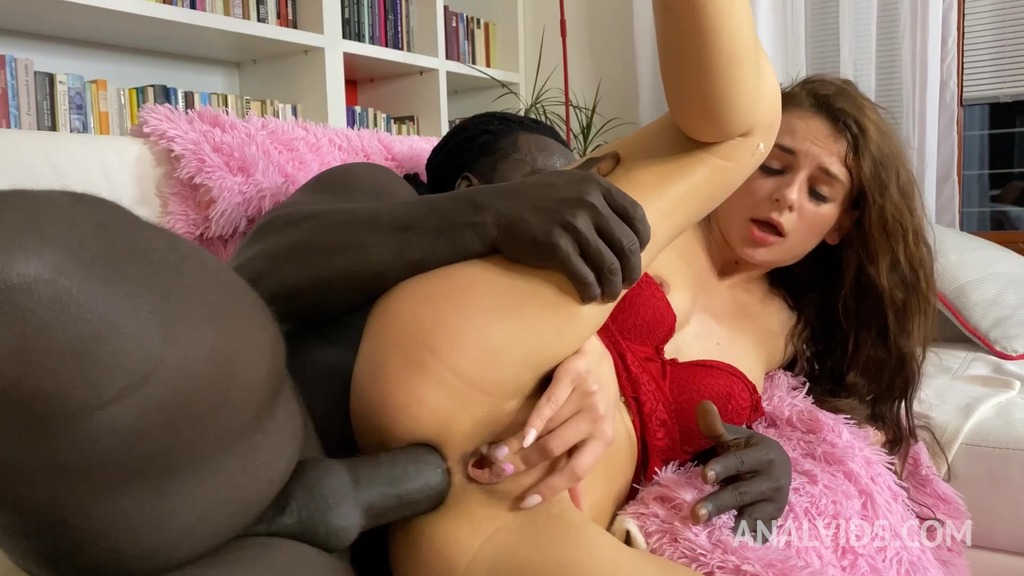 Hot cheating girlfriend Kate Rich almost gets caught fucking with BBC OTS087