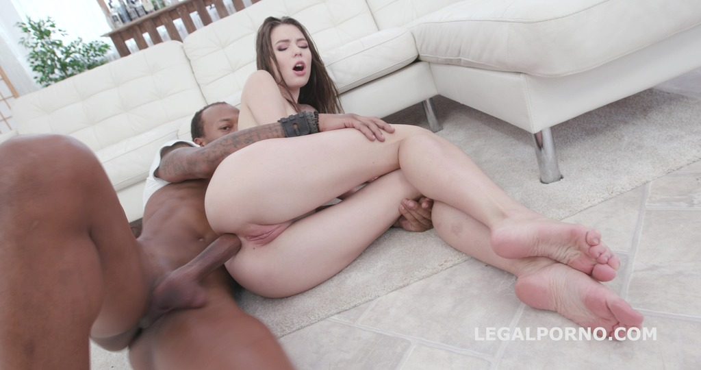 Balls Deep, Sofi Smile meets Dylan Brown for Anal Session with Gapes and Cum in Mouth GIO1188