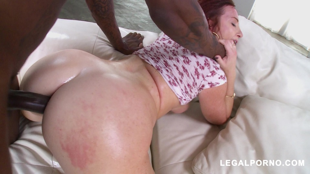 Sophia Locke Doing Anal On Cam For The First Time MA067