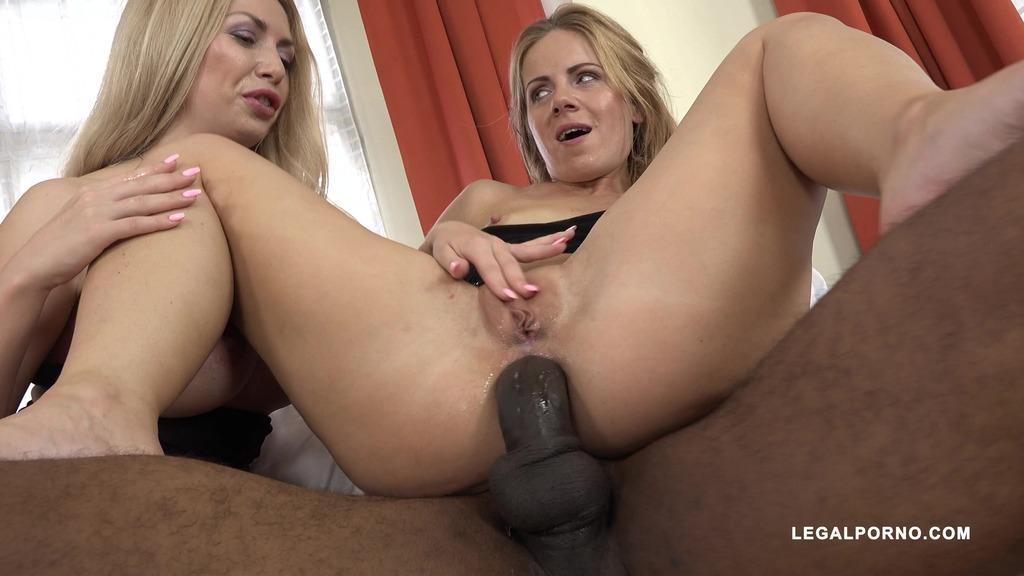 Sasha Zima & Isabella Clark - whore games and anal pounding (Part 1) IV093