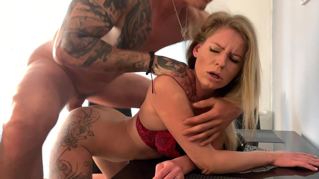 Fucking her ass until creampie CM093
