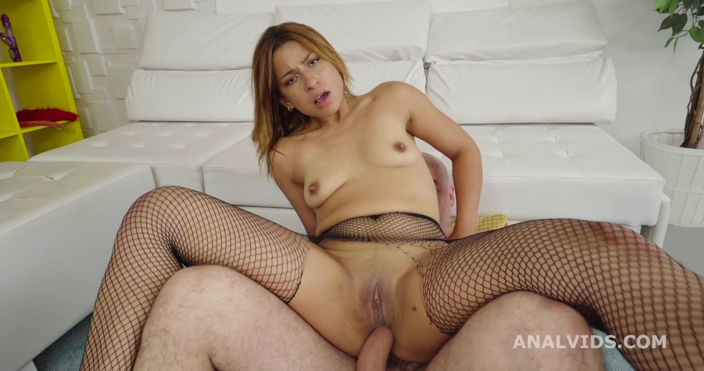 Robin's Anal Casting, Africa Danger, 1on1, Balls Deep Anal, Rough Sex, Gapes, Swallow GL495