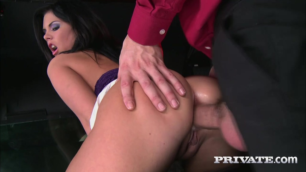 Madison Parker, Addicted to Anal