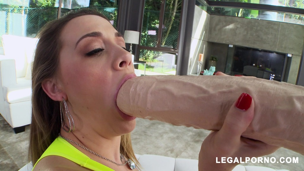 Chanel Preston Does Hot Anal MA106