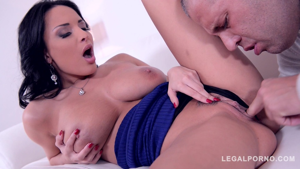 Stud bangs horny real estate agent Anissa Kate in the ass until she screams GP461