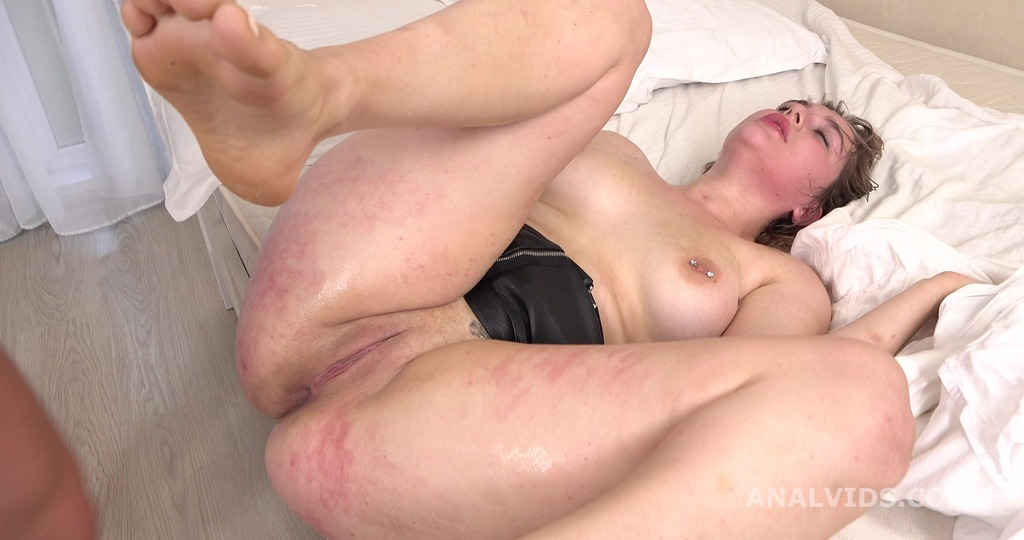 Used and Abused in Russia. Eva Stone extreme Raw welcome to Porn with Balls Deep Anal, Manhandle and Cum in Mouth GL332