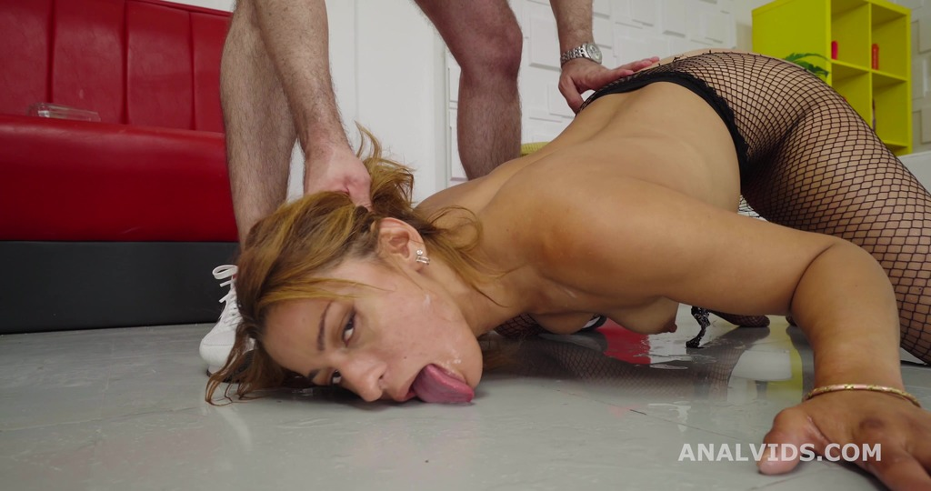 Robin's Anal Casting goes Wet, Africa Danger, 1on1, Balls Deep Anal, Rough...